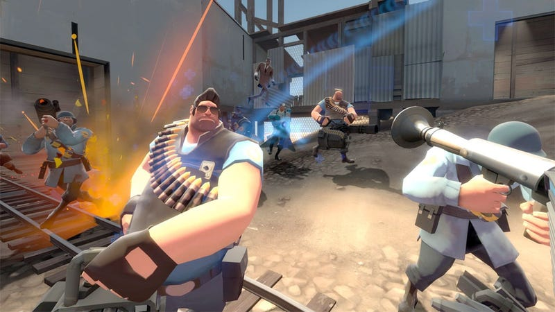 Illustration for article titled Now You Can Trade Team Fortress 2 Hats for Actual Video Games