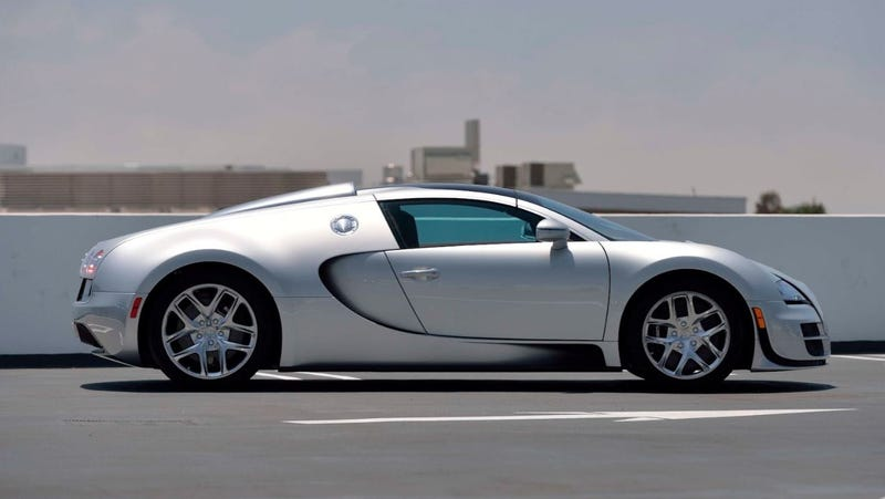 The Costs Of Replacing Parts On A Bugatti Veyron Are Hilarious