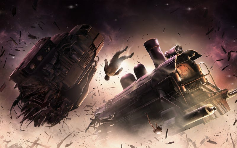 Illustration for article titled Sunless Skies Is A Grim, Thrilling Adventure Through Victorian Space