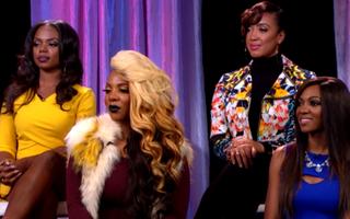 The cast of Sorority SistersVH1 screenshot