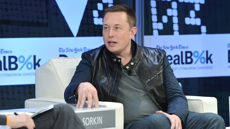 Illustration for article titled Elon Musk Really Meant It When He Said His Dad Is Terrible