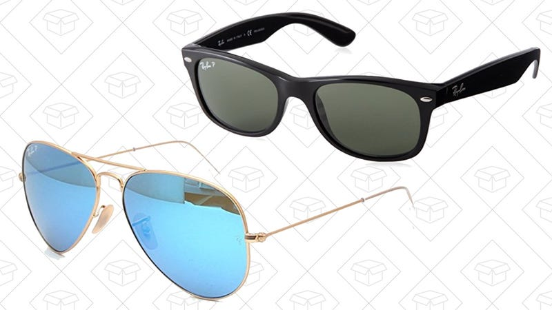 13228630f8  20 Amazon Credit With Purchase of Ray-Bans