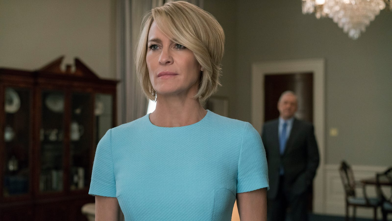 House Of Cards Season 5 Claire Underwood Earns Her Seat