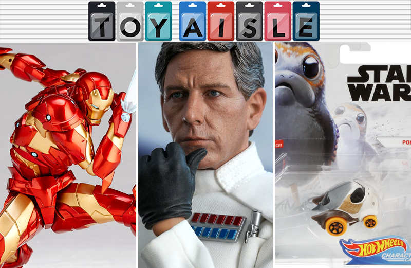 Illustration for article titled Rogue One's Director Krennic Gets a Beautiful Figure, and More of the Best Toys of the Week