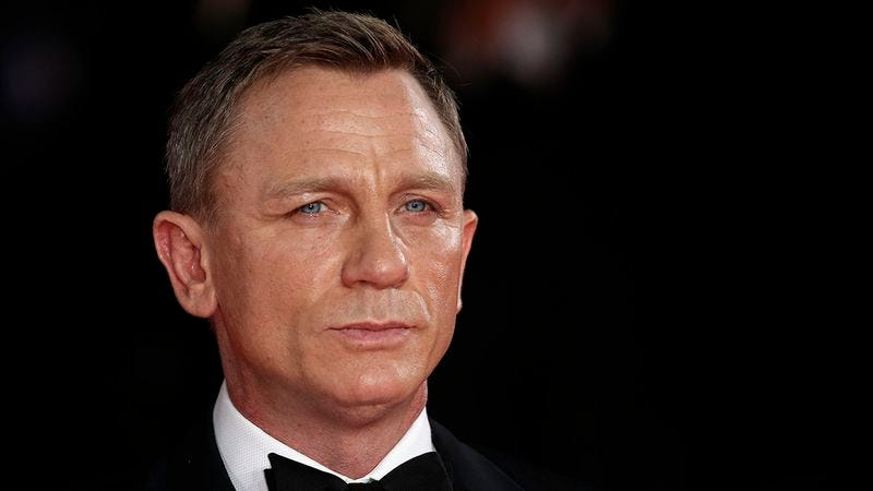 Illustration for article titled Can You Answer These Sex Questions For Daniel Craig?
