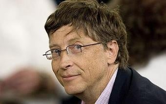 Illustration for article titled Bill Gates Convinces 40 Billionaires to Give Away Half Their Fortunes
