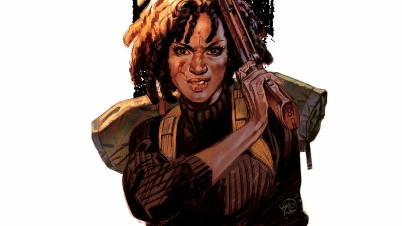 Agent 355 is coming to life in Y: The Last Man.