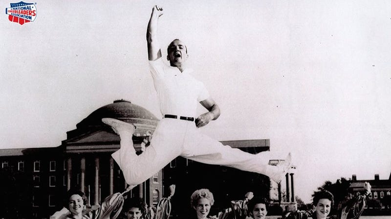 Illustration for article titled 'Grandfather of Modern Cheerleading' Lawrence Herkimer Has Died