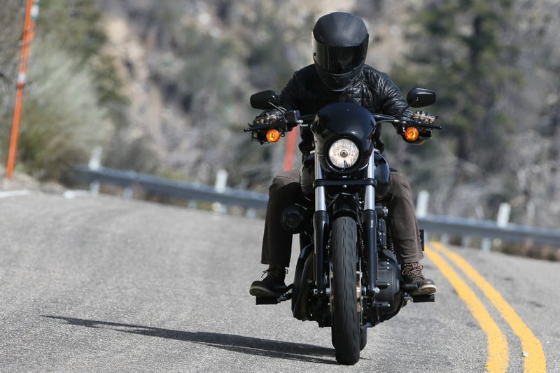 ride review: the 2016 harley-davidson low rider s is the only
