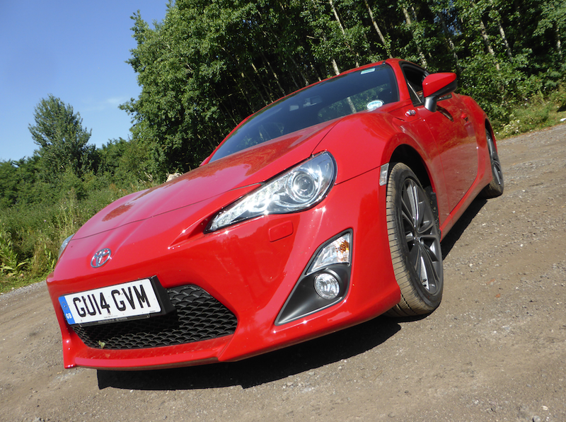 Illustration for article titled Toyota GT86 - The Japanese Porsche?