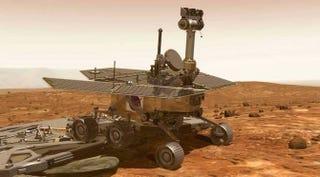 La NASA planea hackear el rover Opportunity para arreglarlo