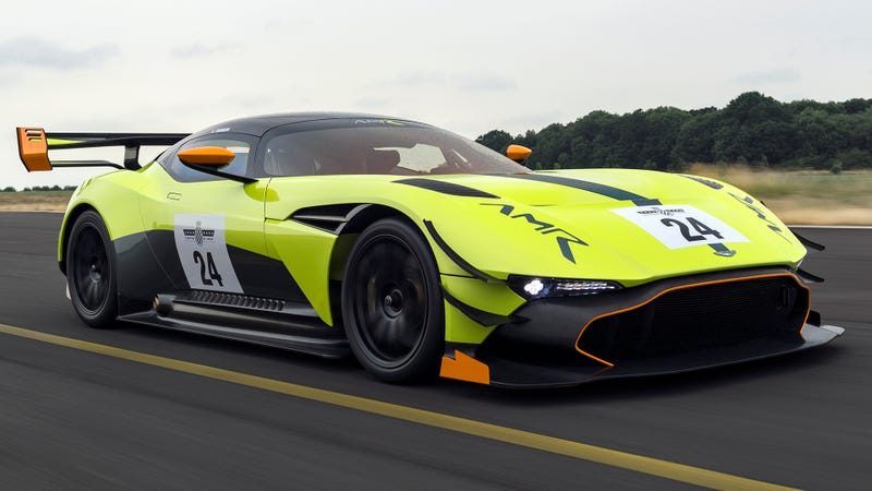 Photo Credits: Aston Martin