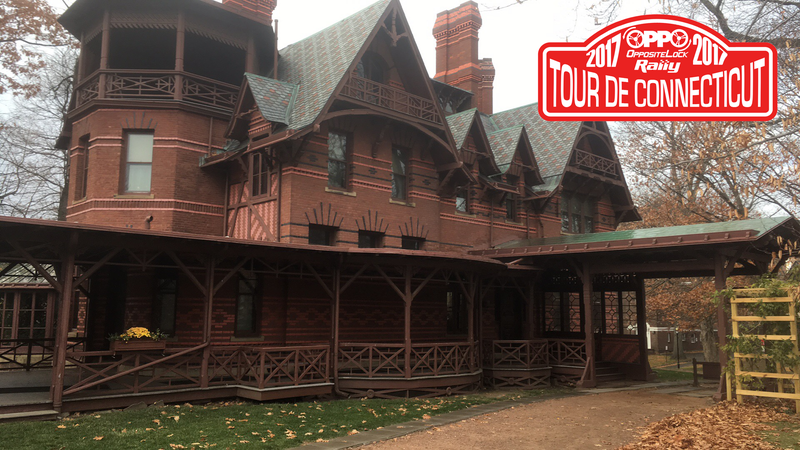 See this house? This is Mark Fucking Twain's house