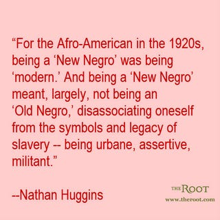 Illustration for article titled Quote of the Day: Nathan Huggins on the Harlem Renaissance