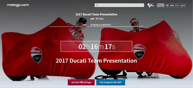Illustration for article titled Incoming Ducati Desmosedici