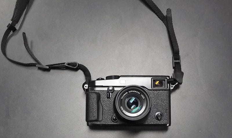 Illustration for article titled Fujifilm X-Pro2: Fuji's Top Mirrorless Shooter Returns With Fury