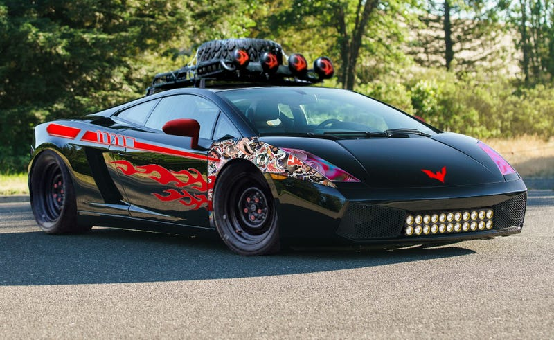 Illustration for article titled why does every lambo owner think they're batman?