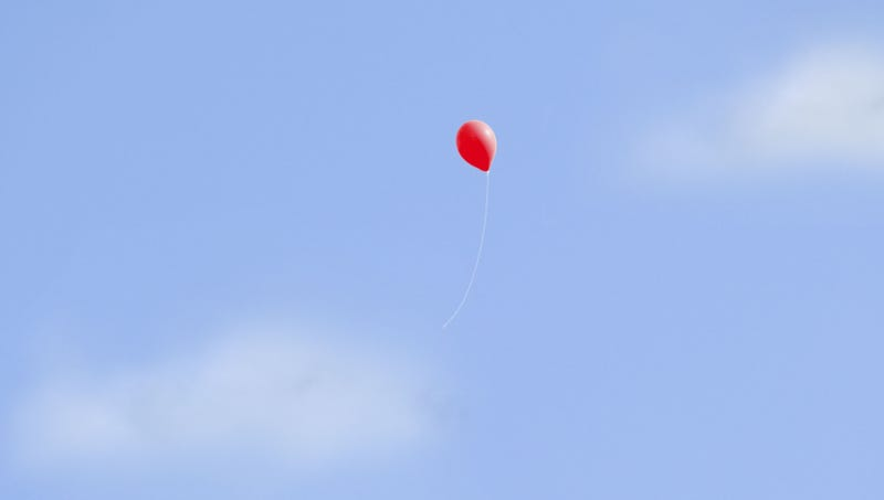 Illustration for article titled God Scores Another Free Balloon Some Dumb Kid Let Go Of