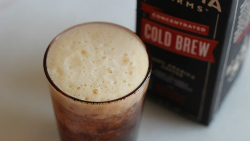 how to make delicious cold coffee