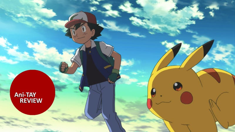 Illustration for article titled Pokémon: I Choose You - The AniTAY Review