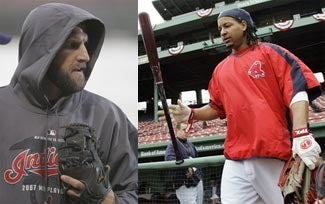 Illustration for article titled ALCS Pants Party: Red Sox Vs. Indians