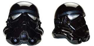 Illustration for article titled Stormtrooper Replica Helmet Looks Great, Costs the Earth and Smells of Plastic