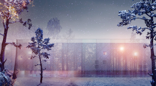 Aww, a Bunch of Architects Designed Santa's HQ