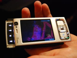 Illustration for article titled Sling Player Now Available on Nokia N95