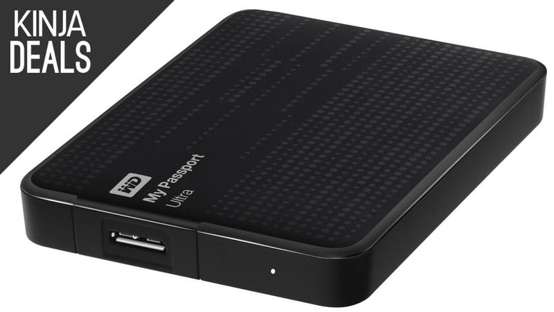 Illustration for article titled Your Favorite Portable Hard Drives are Back On Sale
