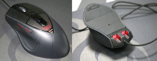Illustration for article titled Cooler Master Storm Gaming Mouse Has Its Own Display, Adjustable DPI