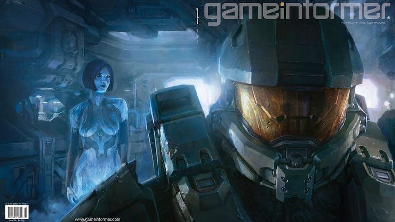 here s your first look at cortana in halo 4