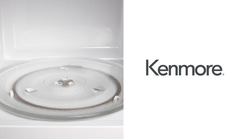Illustration for article titled Twitter Explosion: Kenmore Is Going Off After Finding Out That Nobody Uses The Circular Glass Plate That Your Food Rotates On Inside The Microwave As A Regular Plate Too