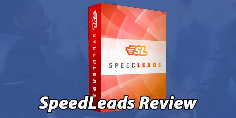 Illustration for article titled Speed Leads Review