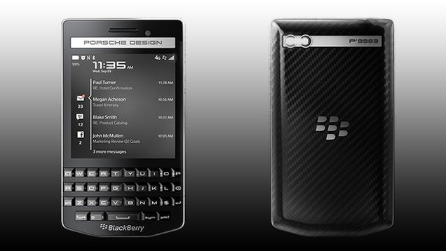 blackberry reminds us it still exists with new porsche design phone. Black Bedroom Furniture Sets. Home Design Ideas