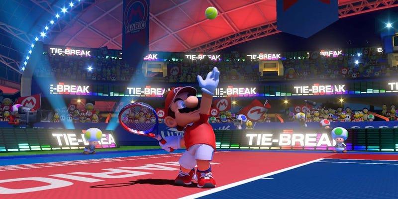 Illustration for article titled Probamos el nuevo Mario Tennis Aces: esto es lo que Nintendo mejor sabe hacer