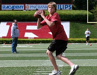Illustration for article titled 14-Year-Old USC Recruit Actually Believes Lane Kiffin Will Be There In Five Years