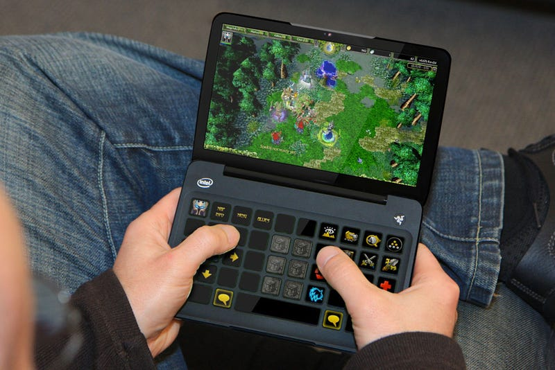 The Portable Laptop That Might Make PC Gaming On-The-Go Work