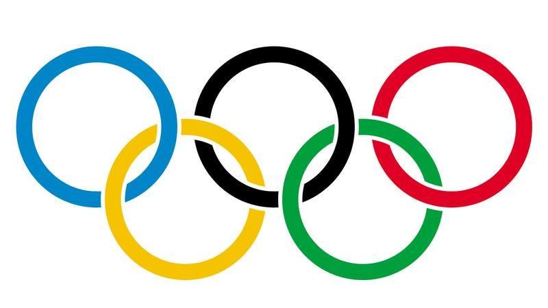 Olympics logo.