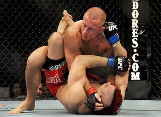 Illustration for article titled Highlights Of UFC 111