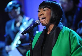 Patti LaBelle performs at the White House March 6, 2014.MANDEL NGAN/AFP/Getty Images