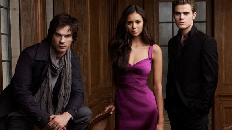 Illustration for article titled The Vampire Diaries: Ten Reasons You Should Be Watching The Vampire Diaries