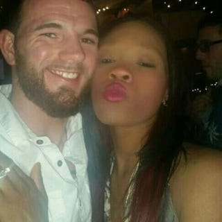 Erica Crippen and her husband, Kyle Crosby, who is charged with murder in her deathFacebook