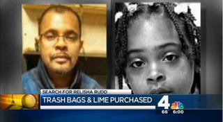 Eight-year-old Relisha Rudd was last seen on March 1, 2014, with Khalil Tatum, who was found dead on March 31.NBC 4 Washington Screenshot