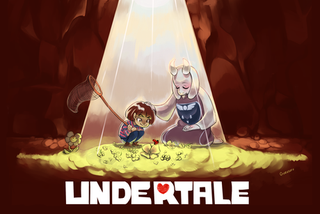 Illustration for article titled Undertale: You should seriously check this game out.