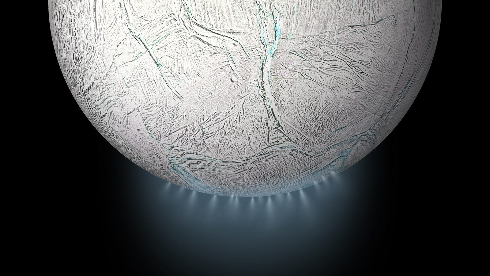 Report: NASA and Yuri Milner Working Together on Life-Hunting Mission to Enceladus
