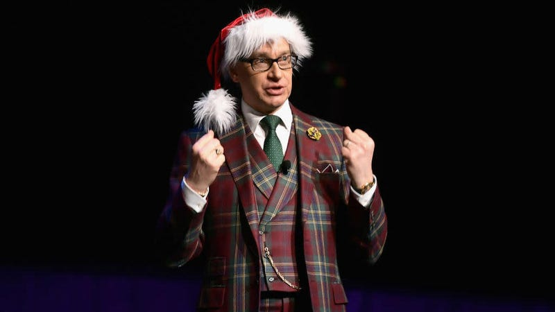 Paul Feig, seen here promoting his movie Last Christmas at CinemaCon, just signed to make a monster movie at Universal.
