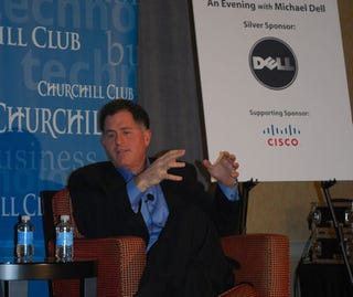 Illustration for article titled Michael Dell Hates Netbooks, But Loves Windows 7: What About You?