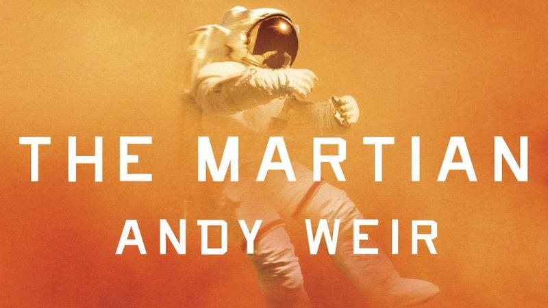 The Martian makes the tale of an engineer stranded on the red planet gripping