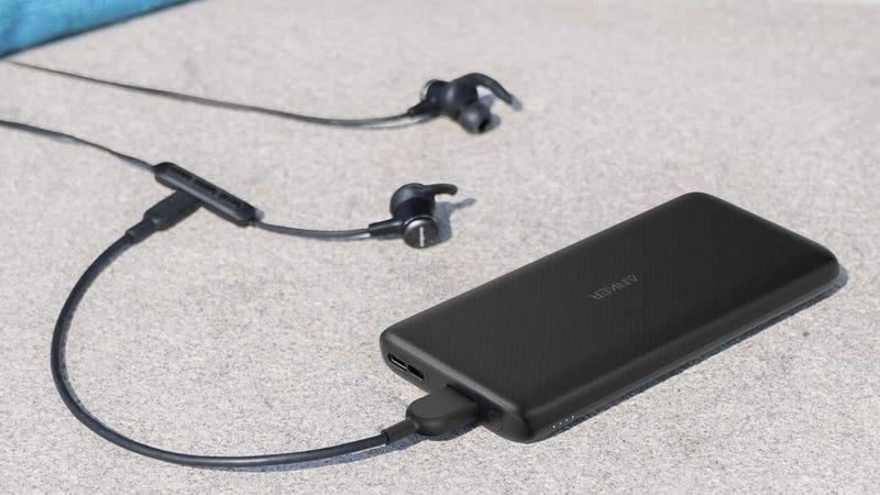 Anker PowerCore Lite 20000 | $37 | Amazon