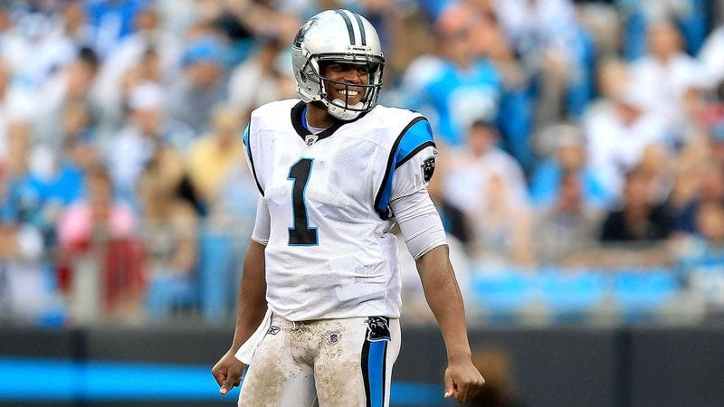 Illustration for article titled Cam Newton Leaves Panthers To Start Own Football Team